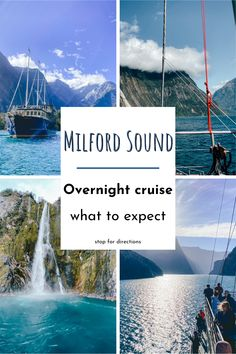 New Zealand Travel Guide, Milford Sound, South Island, Amazing Destinations, Australia Travel, Places To See, Travel Inspiration, Travelling, Travel Tips