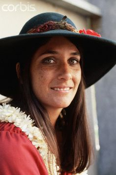 Mimi Farina (1945-2001), sister of folk singer Joan Baez and performer in her duo Mimi and Richard Farina