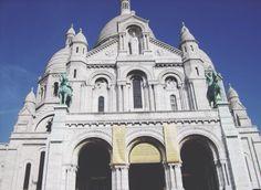 #paris #sacrecoeur