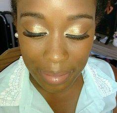 Bridal Make up, Maquiagem para noivas negras, Make para negras, Maquiagem para negras e morenas