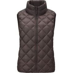 WOMEN ULTRA LIGHT DOWN QUILTED VEST ($40, Uniqlo)