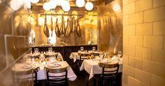 Anahi Paris- Goldene Zeiten heutzutage | Ikonischen argentinischen Restaurant Anahi im Herzen von Paris (neben von Notre Dame) hat sich als mehr als die Standard-Umbau-Projekt. Von Cédric Naudon, Designed by Maud Bury.  http://wohn-designtrend.de/anahi-paris-goldene-zeiten-heutzutage/