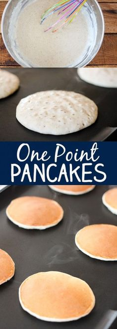 These skinny pancakes are perfectly fluffy and delicious and you would never know that they are just one Weight Watcher Smart Point each! These pancakes have no added sugar or fat and are made with greek yogurt so they have 3 grams of protein in each pancake. I haven't had a chance to officially share on the …