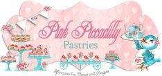 Pink Piccadilly Pastries: Easy Lemon Tartlets from Tea Time Magazine Amaretti Cookie Recipe, Amaretti Cookies, Shortbread Cookies, Shortbread Recipes, Cookie Recipes, Pastries Recipes, Tea Recipes, Candy Recipes, Lemon Cookies