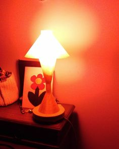 My New red lamp... la stanza a luci rosse... #light #interior #design #interiordesign #home #lights #vintage #art #decoration #night #lighting #lampe #beautiful #red #love #retro #cool #interiors #pla #3dprinting #3d #3dprint #3dprinted #design #technology #filament #create #love by giulia.lowxury