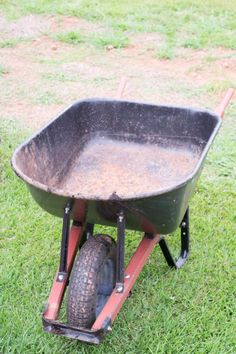 Has your old wheelbarrow seen better days? Restoring an old wheelbarrow is easier than you think. Follow these steps to the fountain of youth.