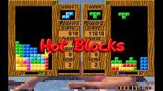 Hot Blocks - Tetrix II