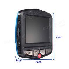 Full HD 1080P Car DVR Vehicle Camera Video Recorder Dash HDMI Cam G-Sensor Sale - Banggood.com