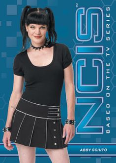 Abby - NCIS: 2012 Premium Pack Trading Cards - Stars of NCIS Card C2    http://www.scifihobby.com/products/ncis/2012/index.cfm