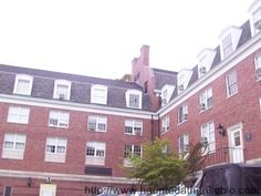 I spent two years of my college career in this dorm and definitely don't think it's haunted. Stories are fun though!     Wilson Hall - Ohio University - Athens, Ohio http://hauntedathensohio.com