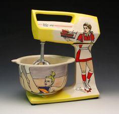 shalene valenzuela | ceramic art and whatnot  WEBSITE w/ slideshow