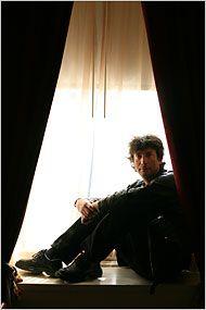 Neil Gaiman's 'Graveyard Book' Wins Newbery Medal - NYTimes.com