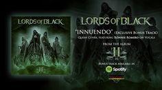 Lords Of Black , die Band des Richie Blackmore s Rainbow-Sängers Ronnie Romero, hat sich an die Queen Nummer Innuendo gewagt und stellt hier ihre Version des Tracks vor. Im März vergangenen Jahres haben die Melodic-Progger ihr zweites Album II veröffentlicht, bei dessen Aufnahmen auch das Innuendo -Cover entstand