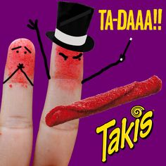 #Takis Wizard, now can you please disappear the #TakisPrints from my homework??