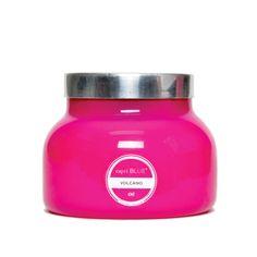 Capri Blue Volcano Pink 20oz Jar   Candles Off Main