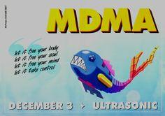 MDMA : Saturday, 3 December 1994 Raves, Flyers, Sydney, December, Let It Be, Memories, Awesome, Memoirs, Ruffles