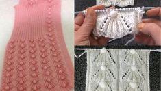 Fıstıklı Süpürge Örgü Bayan Yeleği Modeli Lace Knitting, Fabric Flowers, Fingerless Gloves, Arm Warmers, Bags, Fashion, Long Scarf, Kids Knitting Patterns, Knits