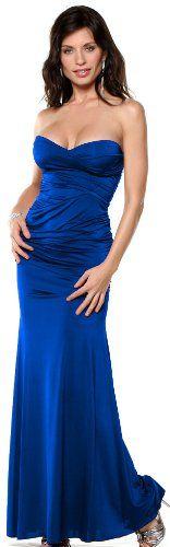 evening gown for enrichment? Long Formal Gowns, Formal Evening Dresses, Elegant Dresses, Pretty Dresses, Beautiful Dresses, Black Party Dresses, Royal Blue Dresses, Mini Dresses, Designer Evening Gowns