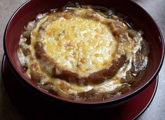 Delicious! The soup itself has 0 Weight Watchers Points, so you only have to count the cheese/croutons you add. French Onion Soup 1 ...
