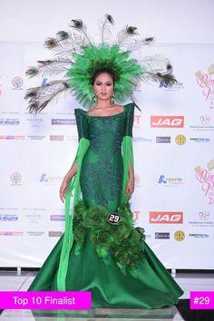 Bb Pilipinas 2017 Top 10 national costumes revealed - Missosology