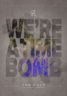 We're a Time Bomb