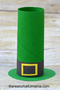 28 St. Patrick's Day Crafts for Kids - DIY Project Ideas for St. Paddy's Day