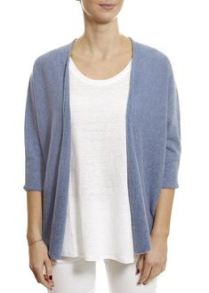 This is our 'Cardigan' collection from a variety of our favourite brands. Rose Clothing, Blue Cardigan, Blue Denim, Knitwear, Sleeves, Sweaters, Closet, Collection, Fashion