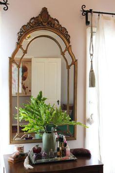 Dina's Vibrant and Eclectic Home