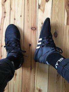 [pickup] Adidas EQT Support ADV - Black Solid Grey