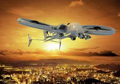 http://prouav.com - Team BlackSheep Discovery ARF Quadcopter Platform