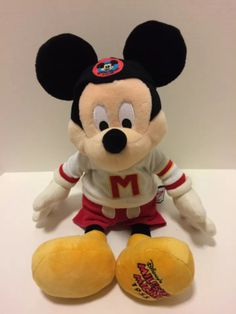 Mickey Mouse Doll, Disney Mickey Mouse, Disney Plush, Christmas Time, Dolls, Disney Stuff, Disney Characters, Om, Baby Dolls