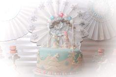 Twins BD cake!