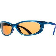 Costa Del Mar Fathom Polarized Sunglasses - Costa 580 Glass Lens Sky Copper, One Size Costa Del Mar. $218.95