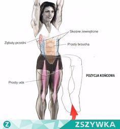 Zobacz zdjęcie Wznosy nóg - na płaski brzuch, bardzo efektywne ćwiczenia mięśni brzucha. w pełnej rozdzielczości