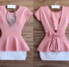 Unique prom dresses with hottest - Fashion Hijab Fashion, Girl Fashion, Fashion Dresses, Womens Fashion, Fashion Design, Fashion Muslimah, Blouse And Skirt, Blouse Dress, Cool Outfits