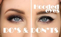 HOODED EYES - Så här trollar du bort det! DO & DONT!