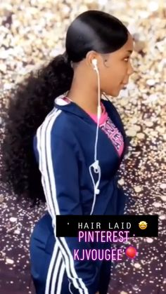 braids hairstyles for black womens Puffy Ponytail, Slicked Back Ponytail, Weave Ponytail Hairstyles, Baddie Hairstyles, Ponytail Ideas, School Hairstyles, Prom Hairstyles, Natural Hair Styles For Black Women, Long Hair Styles