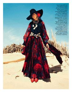gipsy queen: alice cornish by marco pietracupa for grazia spain 1st may 2013   visual optimism; fashion editorials, shows, campaigns & more!