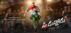 awesome Speedunnodu movie latest wallpapers
