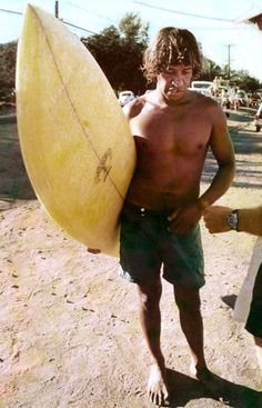 Eddie Aikau was the first official lifeguard at Waimea Bay, on Oahu's North Shore, and at the same time developed a reputation as one of the best big wave riders in the world.