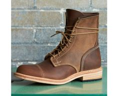 Men's Timberland Boot Company® Coulter 9-Eye Boots - Timberland. Must buy a pair.