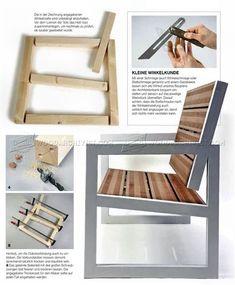 DIY Outdoor Bench - Outdoor Furniture Plans