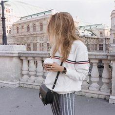"67.2 mil Me gusta, 57 comentarios - Brandy Melville (@brandymelvilleusa) en Instagram: ""#brandyusa Gracen Sweatshirt   Tilden Pants"""