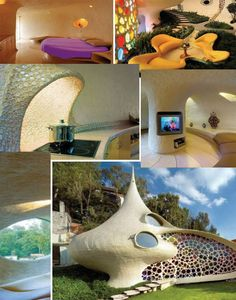 Some interesting inspiration. SNAIL HOME DESIGN – an inspiration from a very…