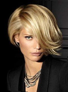 Inverted Bob Hairstyles