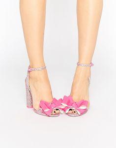 Image 1 ofASOS HARMONISE Heeled Sandals