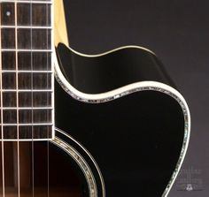Santa Cruz H A/E Guitar-SOLD