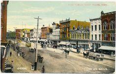 Cedar Rapids IA First Avenue 1911 | eBay