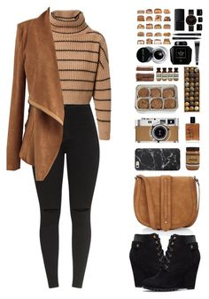 """Untitled #523"" by cherryprincessannie ❤ liked on Polyvore featuring Brunello Cucinelli, Chicwish, Express, CLUSE, Hermès, FREDS at Barneys New York, NARS Cosmetics, WALL, Aesop and Bobbi Brown Cosmetics"