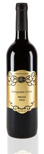 Benguela Cove Merlot 2014